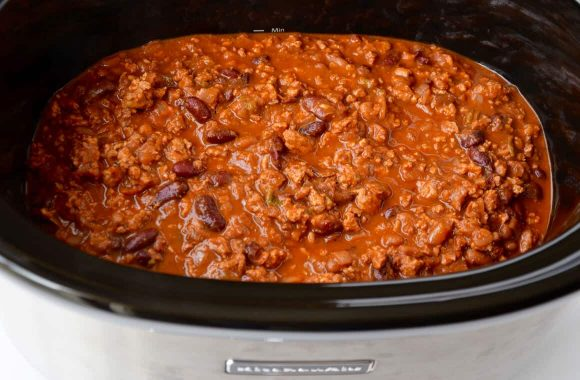 White-colored Chili Chicken Crockpot Recipes