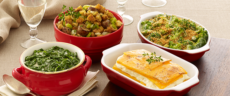 Great Wholesome Holiday Meals for the Family