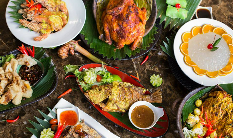Ayam Penyet President for best Indonesian cuisine in Singapore!