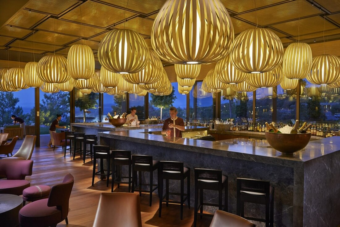 Top restaurant on a global level
