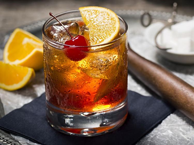 Three Common Cocktail Spirits