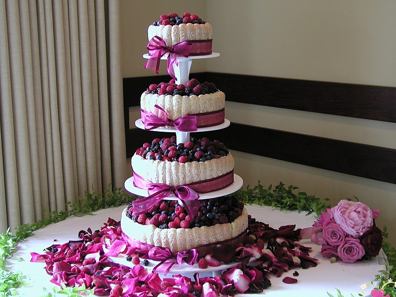 What Do You Want in a Wedding Cake Design?
