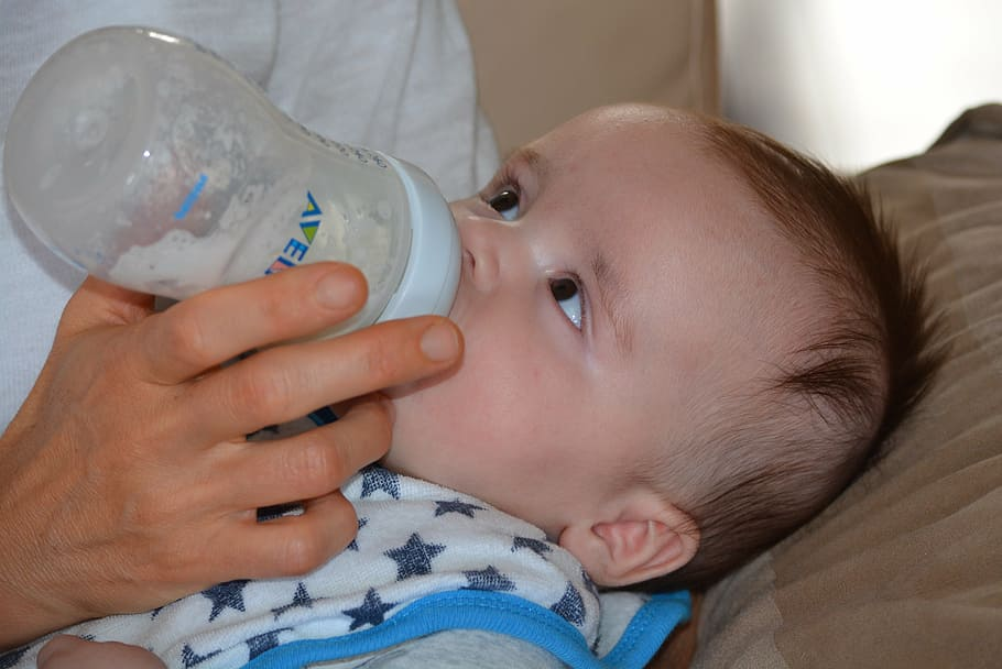 Feeding and Nourishing Your Baby Is Not the Same Thing